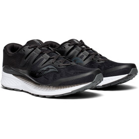 saucony Ride ISO Chaussures Homme, black
